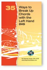 Break up Left Hand Chords