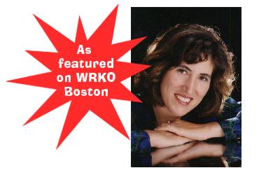 Debbie Gruber, featured on WRKO radio